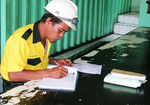 Pekerjaan Administrasi